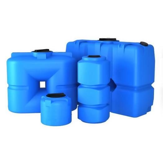 Пластиковые баки для воды и топлива