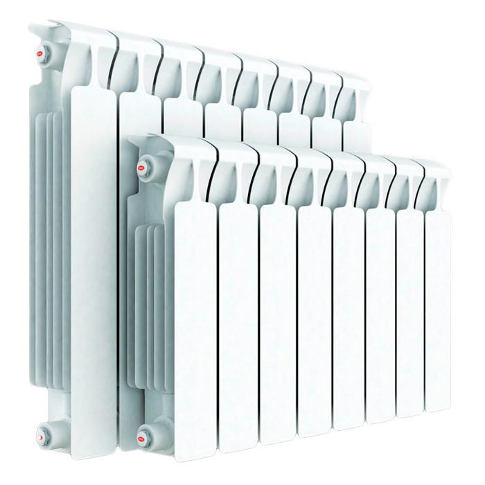 Радиаторы биметаллические Rifar Monolit